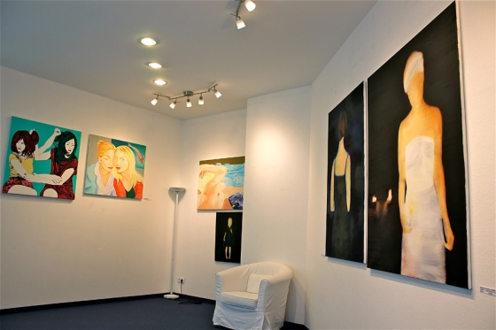 Ausstellung %22Woman in Art%22